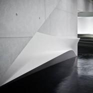 Tienda Neil Barrett Flagship - Zaha Hadid - Tokio