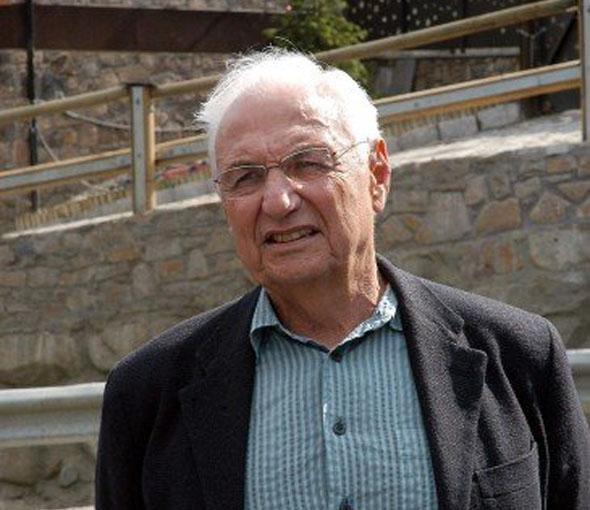 Entrevista flash a Frank Gehry - España