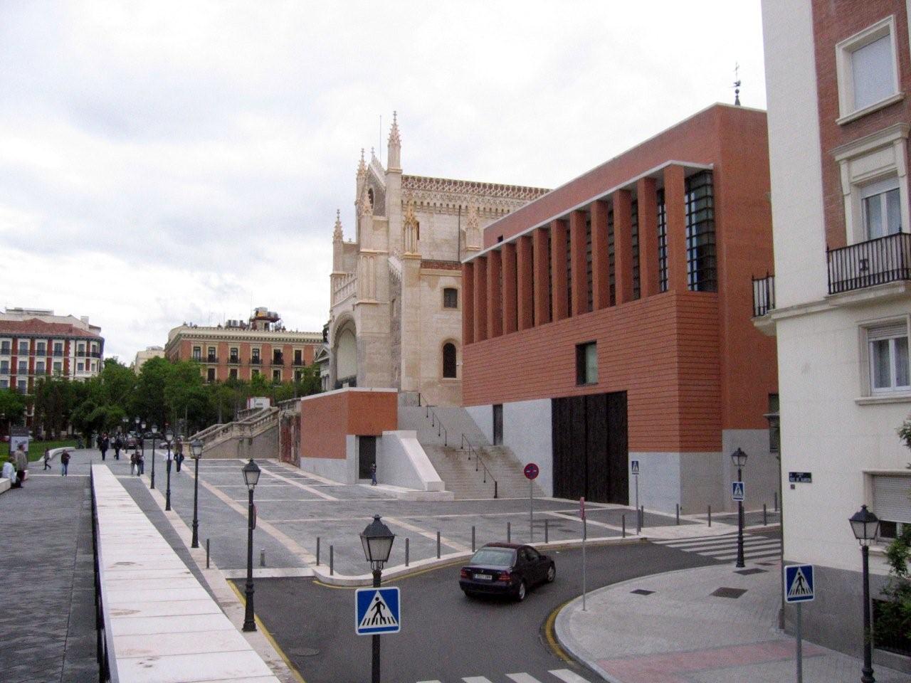 Ampliación del Museo del Prado de Madrid -  Rafael Moneo - España