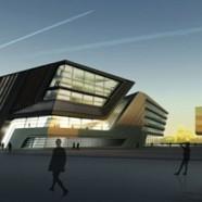 Otro Concurso Para Zaha – The Library and Learning Centre (LLC) University of Economics & Business – Viena