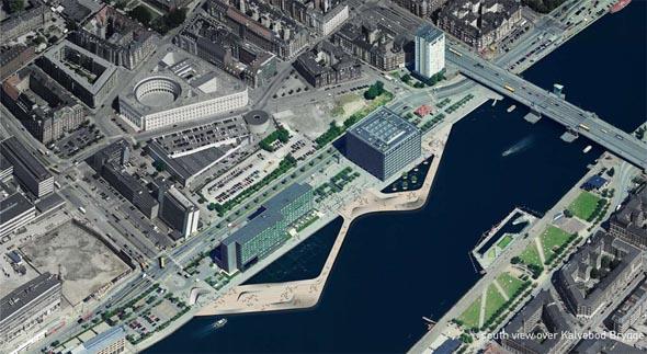 Frente Maritimo Copenhagen - JDS & KLAR