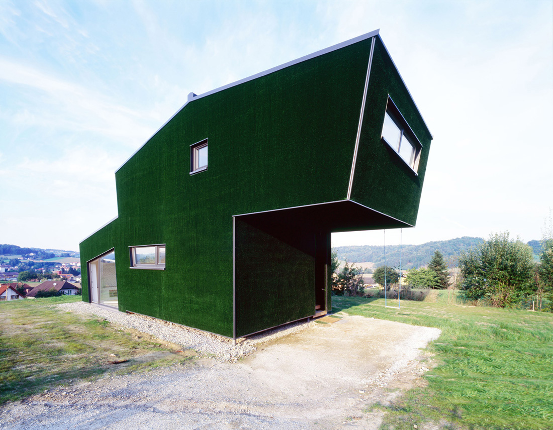 Amalia House - GRID Architects - Austria