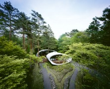 Shell – ARTechnic architects – Japón