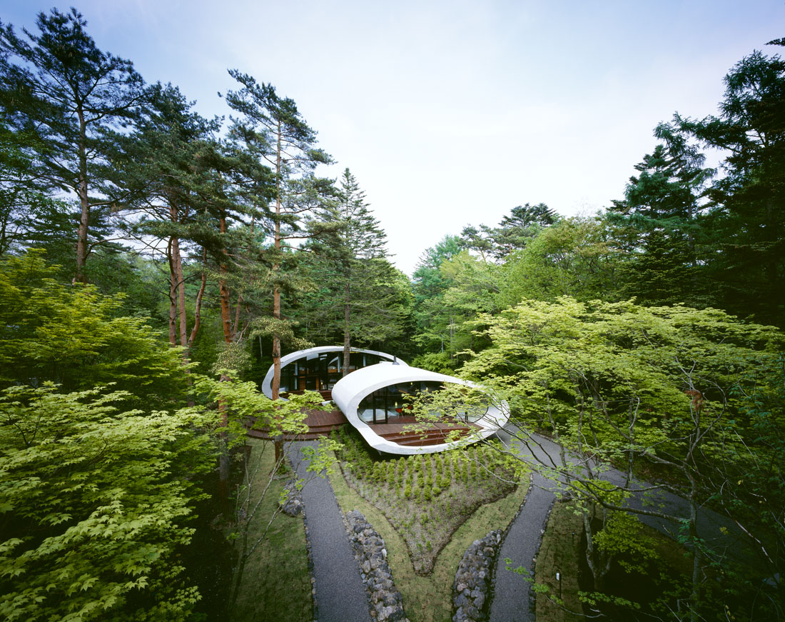 Shell - ARTechnic architects - Japón