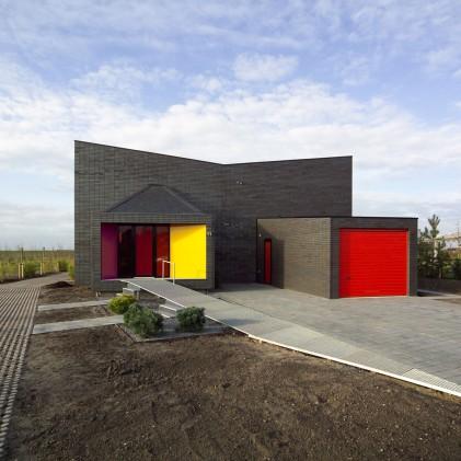 House M -  Marc Koehler Architects - Holanda