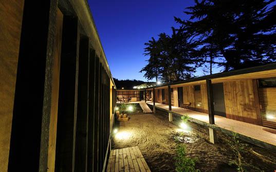 Hotel Surazo - Wedeles Manieu Arquitectos - Chile