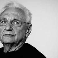 Frank O. Gehry en el Museo de Arte de  Philadelphia