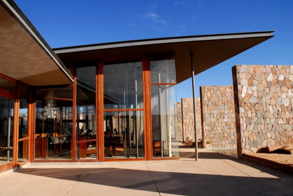 Hotel Tierra Atacama - Matias Gonzalez -  Rodrigo Searle - Chile