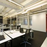 Oficina en un antiguo Edificio – Rotstein Arkitekter – Suecia