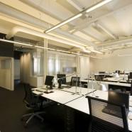 Oficina en un antiguo Edificio - Rotstein Arkitekter - Suecia