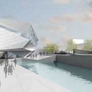 Deichman Library - Woven - Plasma Studio