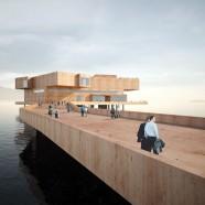 Munch Museum - Lyst og mørkt - Gigon/ Guyer Architekten