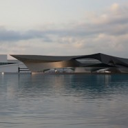 Munch Museum - The lady of the sea - Zaha Hadid Architects
