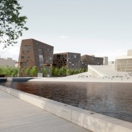 Deichman Library - The city the green, the library between - Lundgaard Tranberg Arkitekter AS