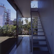 Wall less house -  Tezuka Architects - Japón