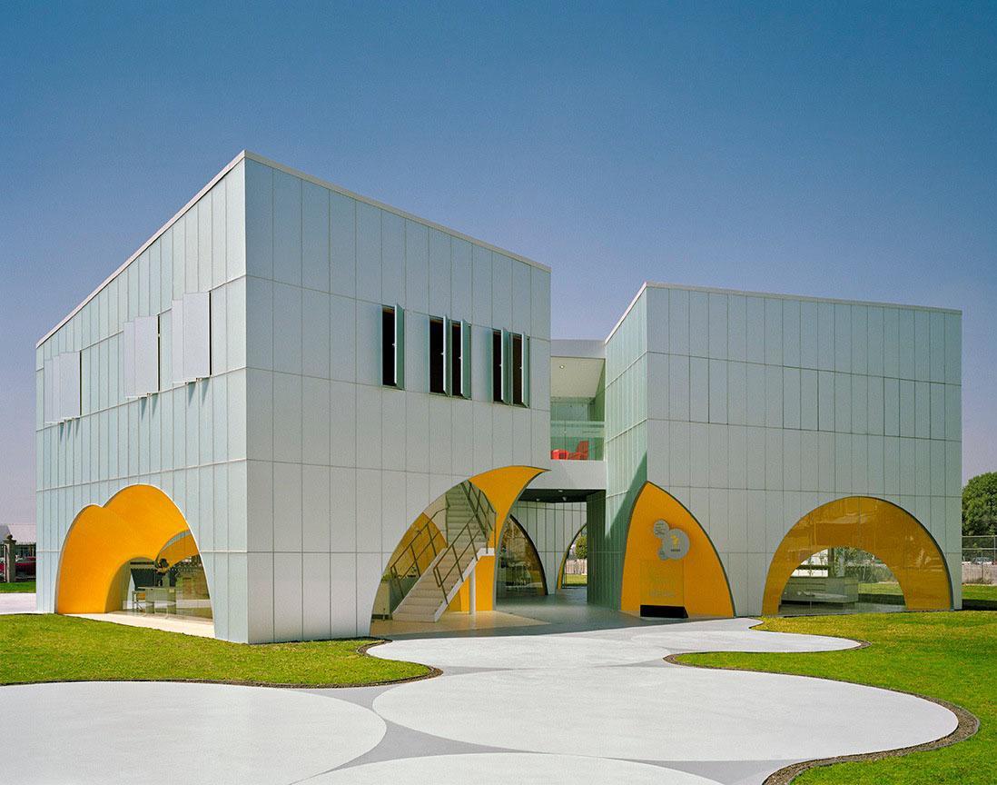 Nestle quer taro rojkind arquitectos m xico for Arquitectos mexicanos