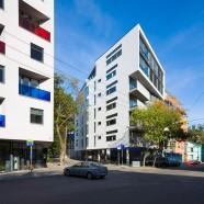 Apartamentos en calle Tatari  – JVR Arhitektuuribüroo – Estonia