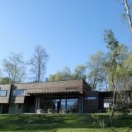 Casa M+M2  – Klaus Matuschka – Chile