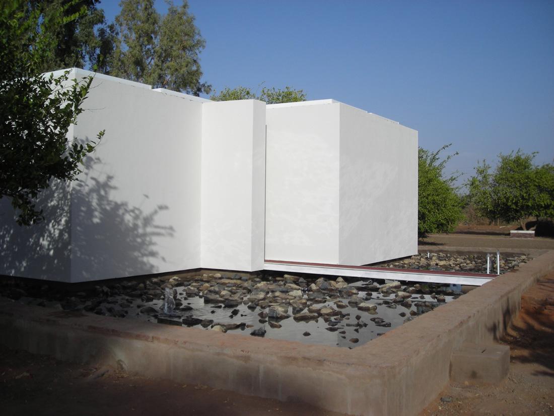 Pabellón para Meditación y Oración - Studio Tam associati - Sudan