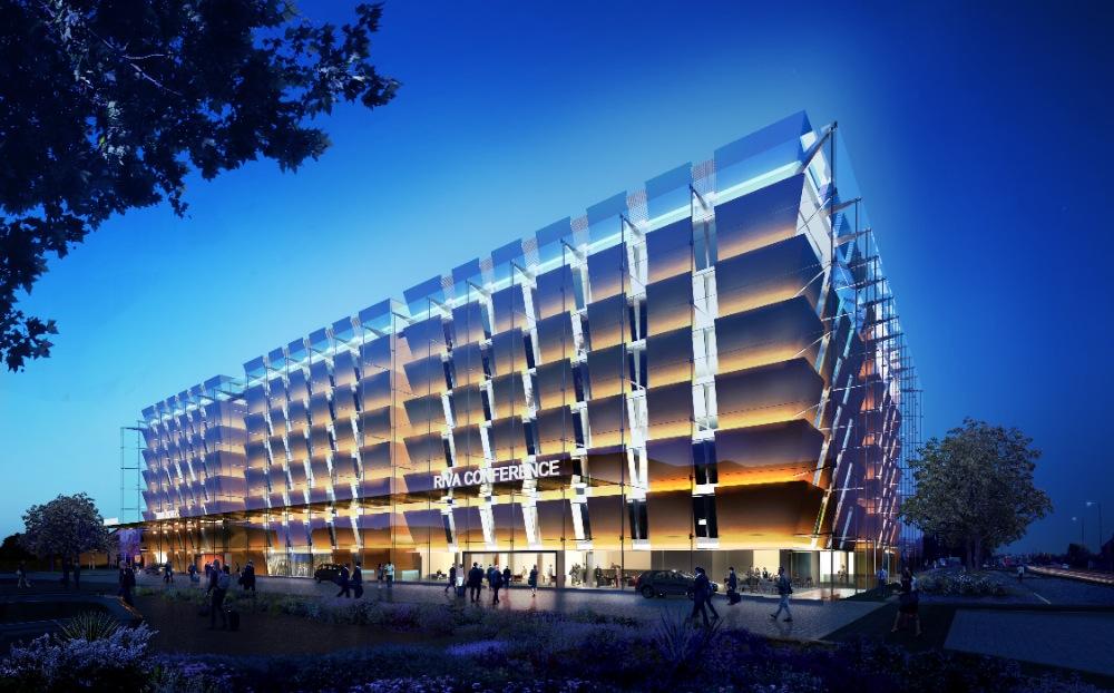 Hotel 5 estrellas foster and partners uk simbiosis news - Hoteles en ibiza 5 estrellas ...