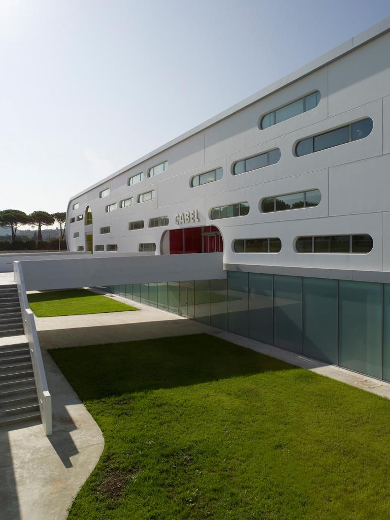 Industria Cabel -  Massimo Mariani - Italia