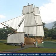 ARTÍCULO: Un barco caricaturesco en un sitio patrimonial – Oscar Tenreiro – Venezuela