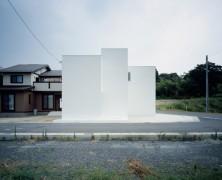 Casa Difusa – FORM  Kouichi Kimura – Japón