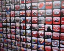 Mural de Apps  – Apple – US