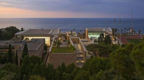 Charles w. Hostler Student Center - Beirut lebanon