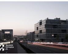 Edificio Celosia  – MVRDV con Blanca Lleó – España