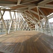 Quingpu Puente Peatonal –  CA-DESIGN – China