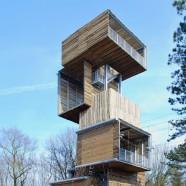 Torre de Observación –  ateliereenarchitecten – Holanda
