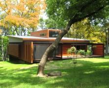 Ferrous House – Johnsen Schmaling Architects – US