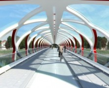 Peace Bridge – Santiago Calatrava – Canada