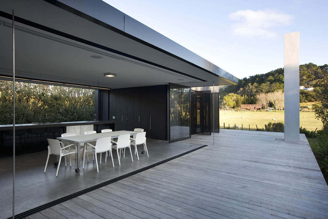 Sandhills Road House - Fearon Hay Architects - Nueva Zelandia