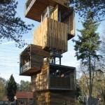Torre de Observación -  ateliereenarchitecten - Holanda