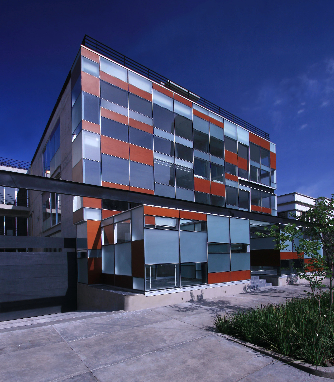 Edificio de  Departamentos Galileo - Pascal Arquitectos - México