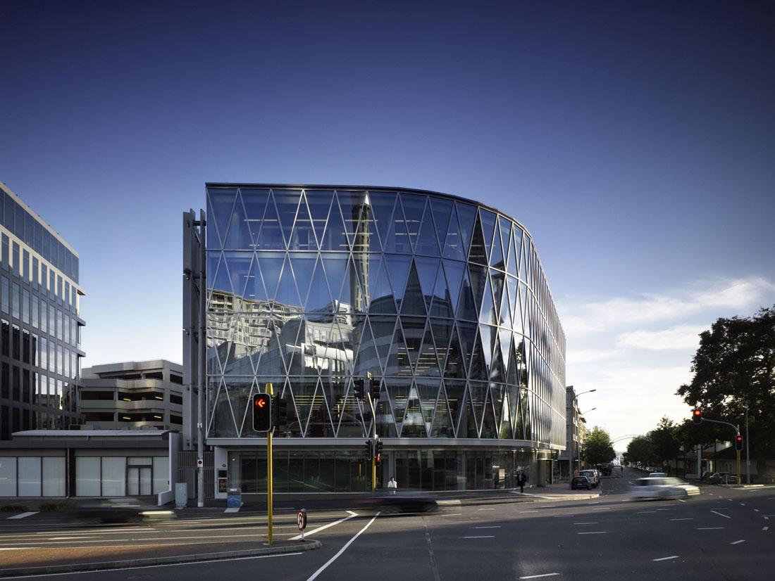 NZI Centre - Jasmax - Nueva Zelandia