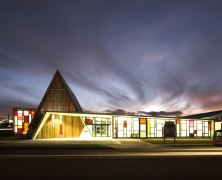 Iglesia Waiuku – Jasmax –  Nueva Zelandia