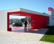 Agencia Banco Santander-Totta University – LGLS Arquitectos – Portugal
