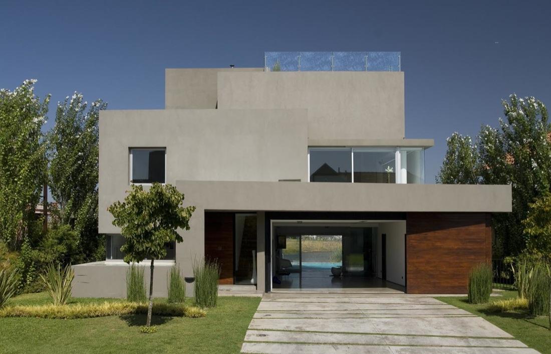 Casa Cascada - Andrés Remy Arquitectos -  Argentina