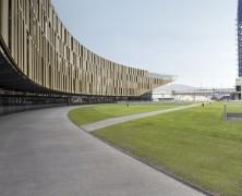 Centro de Oficinas Voest Alpine – Dietmar Feichtinger Architectes – Austria