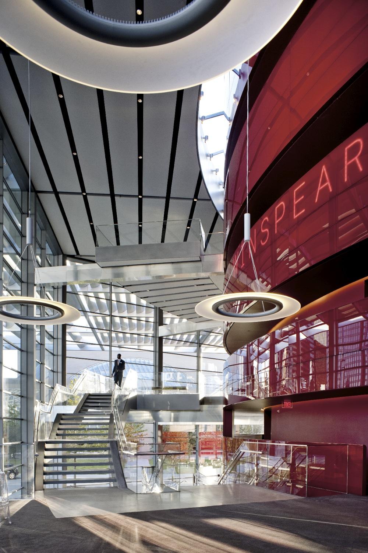 Winspear Opera House Dallas Texas U S Aeworldmap