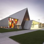 Iglesia Waiuku - Jasmax -  Nueva Zelandia
