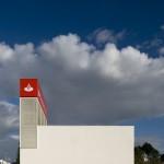 Agencia Banco Santander-Totta University - LGLS Architects - Portugal