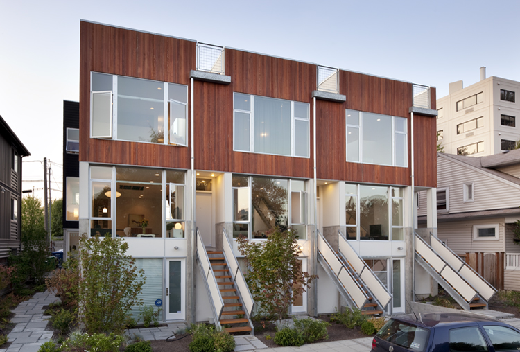 Remington Court - HyBrid Architecture - US