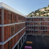 Paul Valery High School – N+B Architectes – Francia