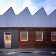 Edificio RCA Sackler – Haworth Tompkins – UK