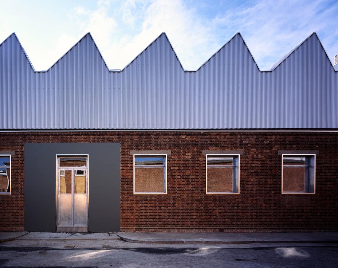 Edificio RCA Sackler - Haworth Tompkins - UK
