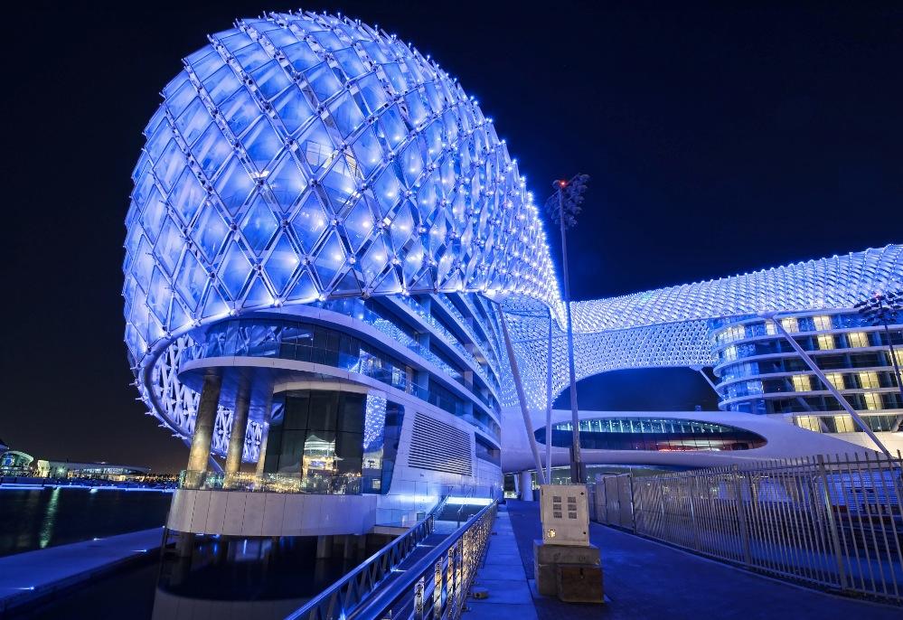 The Yas Hotel - Asymptote - Abu Dhabi